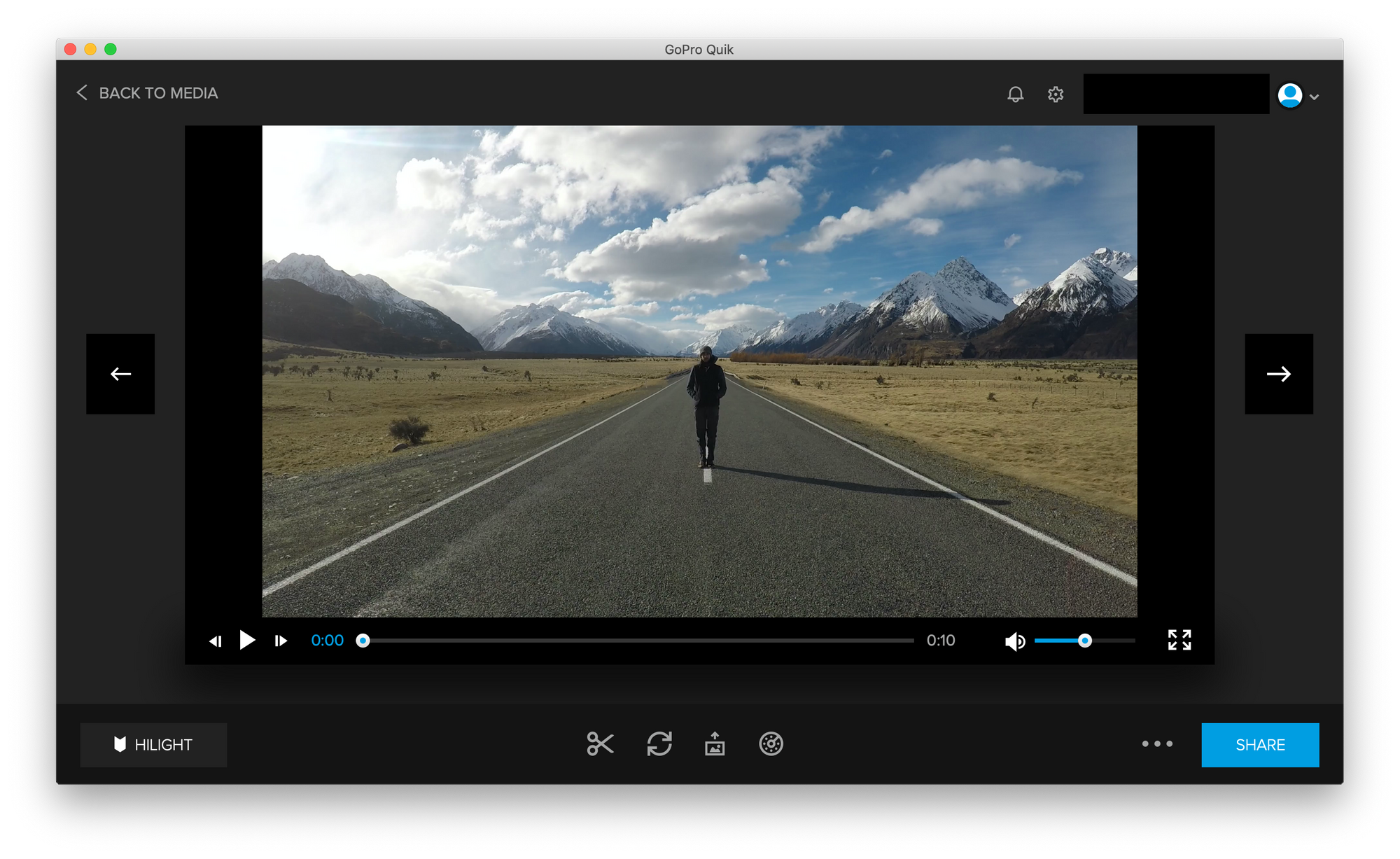 How to compress GoPro movies (and keep metadata so that Quik is happy)